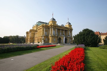 Croatian National Theatre - Zagreb