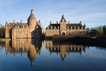 Anholt Castle in Germany
