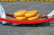 Cheese Alkmaar market