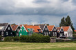 Dutch town Marken