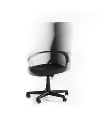 spinning office chair