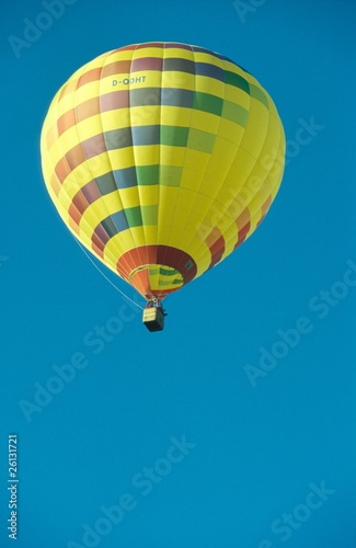 Staande foto Ballon Ballon
