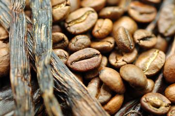 Vanille, Kaffee