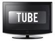 "Flatscreen TV ""Tube"""
