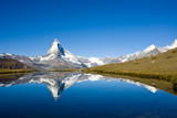 Fototapety Panorama of the Matterhorn