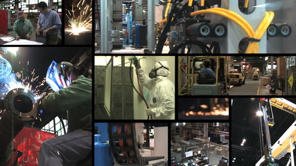 Industrial Montage