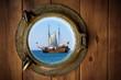 Brass Porthole - 26146180