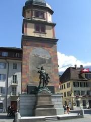Telldenkmal in Altdorf