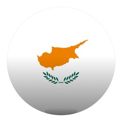 boule chypre cyprus ball drapeau flag