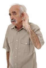 Senior Citizen Hard of Hearing