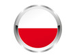 Polen Button - Silver Edition