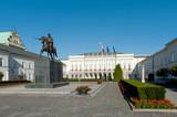 Residential of Polish President in Warsaw - 26156329