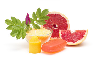 grapefruit spa products