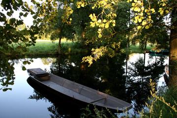 lago em spreewald