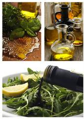 Condimenti con erbe e spezie