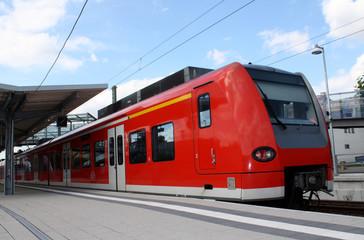 S-Bahn Zug