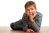 Miserable kid poster