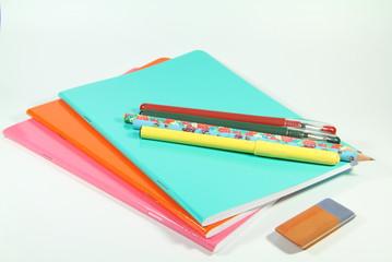 penne e quaderni