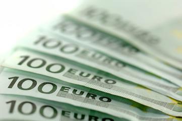 hundert Euroscheine