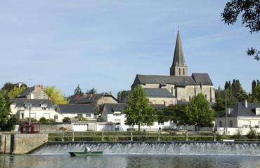 Chateauneuf sur Sarthe - 49330