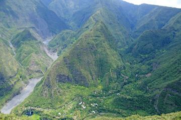 vallée du Bras de la Plaine, village de Grand-Bassin