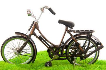 Old female bike