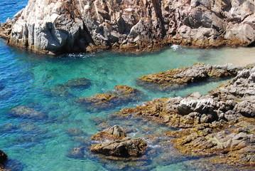Rocas del Mediterráneo
