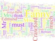 Word Cloud: Mansfield Park