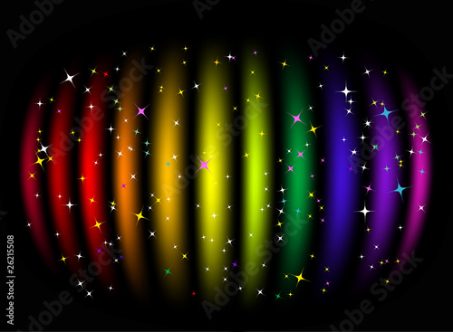 shiny background, vector