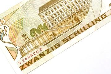 Banknote - Österreich