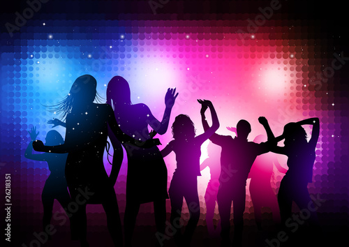 Party People Background - 26218351