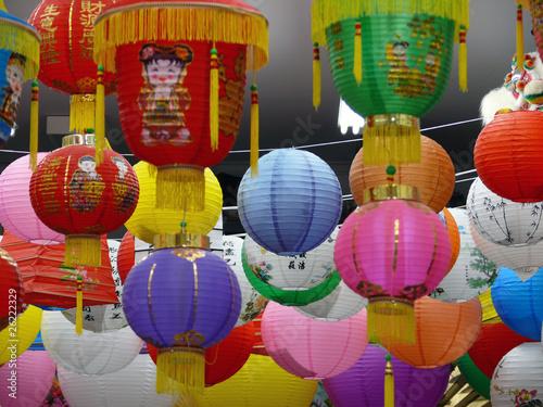 chinesische lampions stockfotos und lizenzfreie bilder. Black Bedroom Furniture Sets. Home Design Ideas