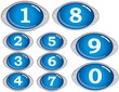 bouton chiffres