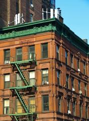 Old House in Manhattan