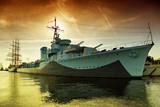 Fototapety Warship