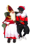 Sinterklaas and Black Piet