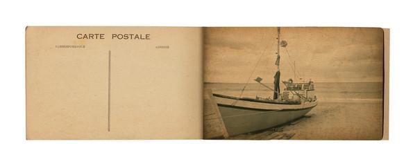18 Postcard Album