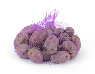 Unique Purple Potatoes