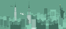 NewYork paysage urbain