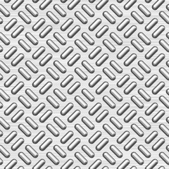 Bumped Metal Plate  Seamless Texture Tile