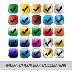 mega checkbox collection