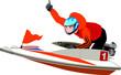 競艇選手 - 26257983