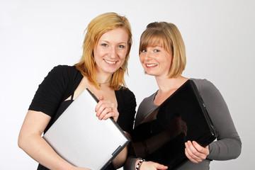 Zwei Studentinnen