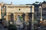 Fototapeta włoski - włochy - Starożytna Budowla