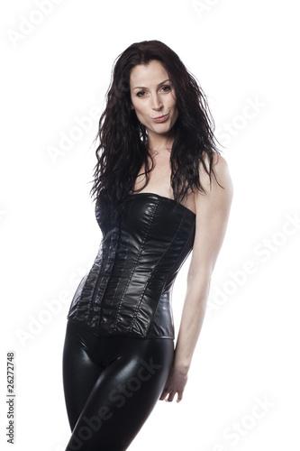 jeune fille tenue sexy séduction