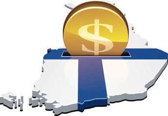 Invest Dollars in Finland