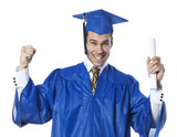 cérémonie de remise de diplôme MBA poster