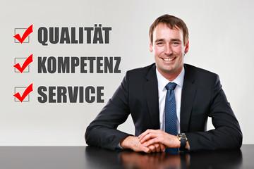 Qualität KompetenzService