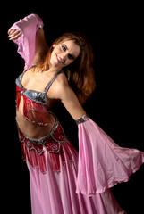 Dancing woman.
