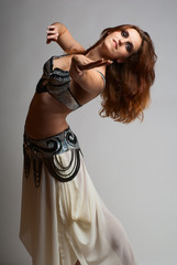 Belly dance.